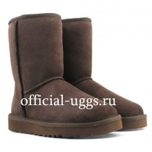 UGG MEN'S SHORT CHOCOLATE II