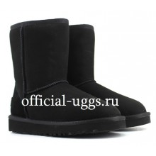 UGG MEN'S SHORT BLACK II