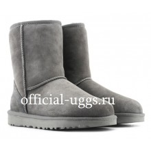UGG MEN'S SHORT GREY II