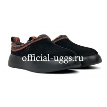 UGG BOOM SLIP ON BLACK