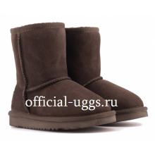 UGG Kids Classic Chocolate II