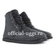 UGG MEN'S HARKLEY BLACK