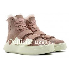 UGG SNEAKERS SIOUX TRAINER PINK