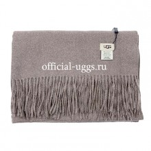UGG SCARF CAPPUCCINO