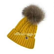 UGG CAP YELLOW