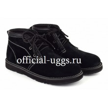 UGG MEN'S IOWA BLACK