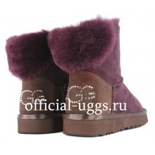 UGG CLASSIC MINI BLING LODGE