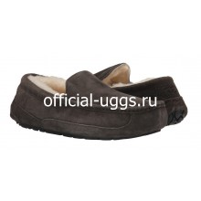 UGG MOCCASINS MEN'S ASCOT GREY
