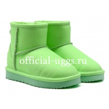 UGG KIDS MINI NIGHT GLOW GREEN
