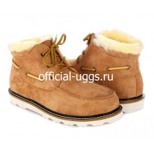UGG MEN'S AILEN CHESTNUT