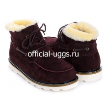 UGG MEN'S AILEN CHOCOLATE