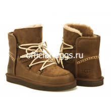 UGG MEN'S LEVY CHESTNUT