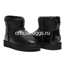 Женские UGG STAR WARS MINI BLACK